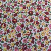 Yellow Blossom Floral Polycotton Prints - Epr