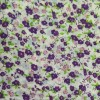 Purple Dainty Floral Polycotton Prints - Epra