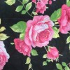 Rose Fabric - Polycotton Print - Epra Fabrics