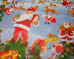 christmas table covering
